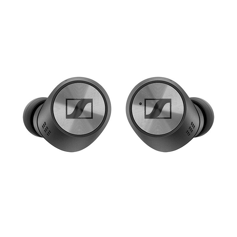 젠하이저 모멘텀 트루와이어리스2 블루투스 이어폰, M3IETW2, 블랙