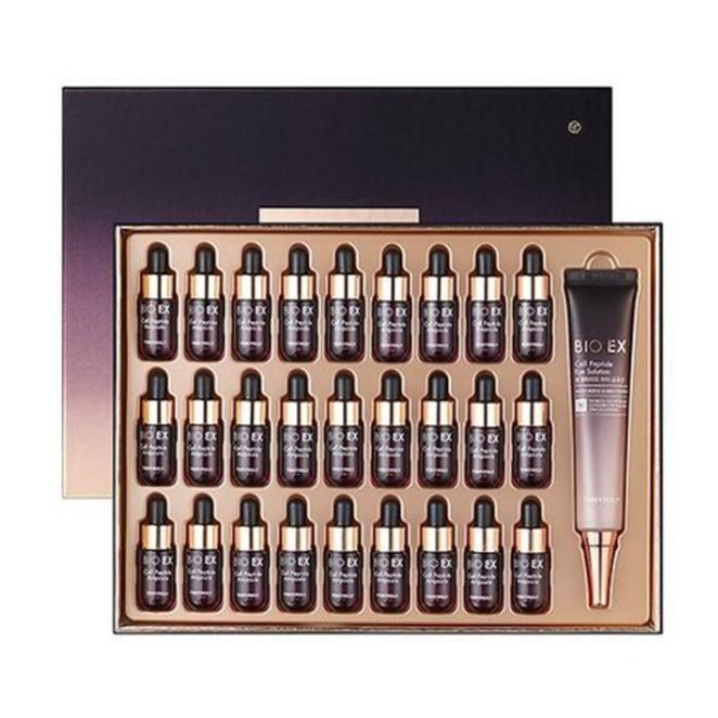 토니모리 바이오이엑스 셀펩타이드앰플 5ml x 27p + 아이크림 30ml, 1세트