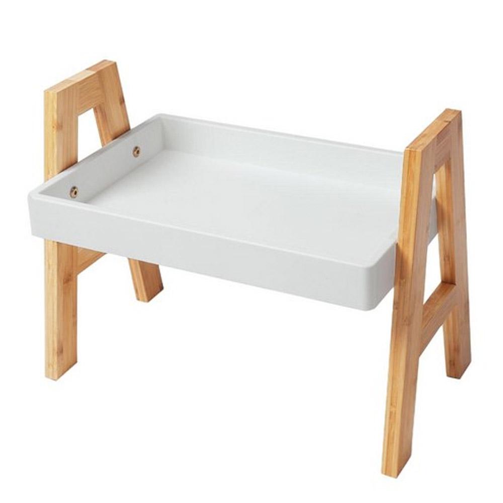 코시나 에이형 스탠다드 수납선반 스몰, 화이트