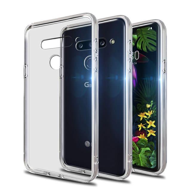 고부기 투명 강화유리 휴대폰 케이스