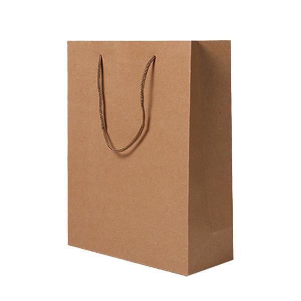 크라프트 무지 쇼핑백 24p, 단일색상