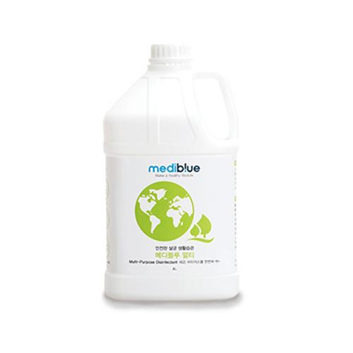 메디블루 멀티 살균소독제, 4L, 1개