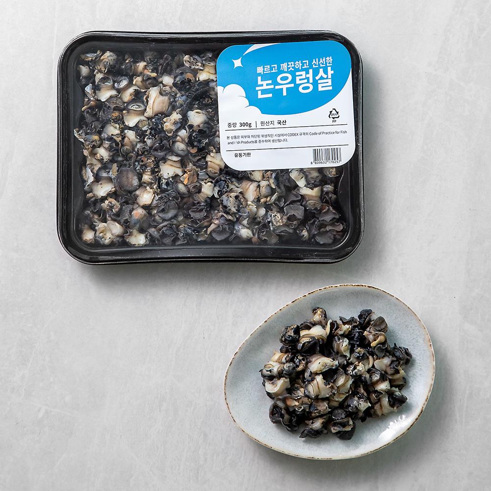 논우렁살 (냉장), 300g, 1팩