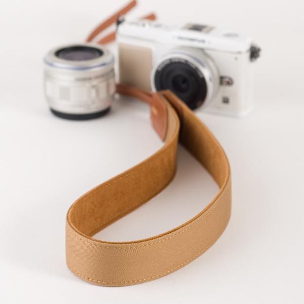 아이코드 퍼브릭30 카메라 넥스트랩 모카, 단일 상품, 1개