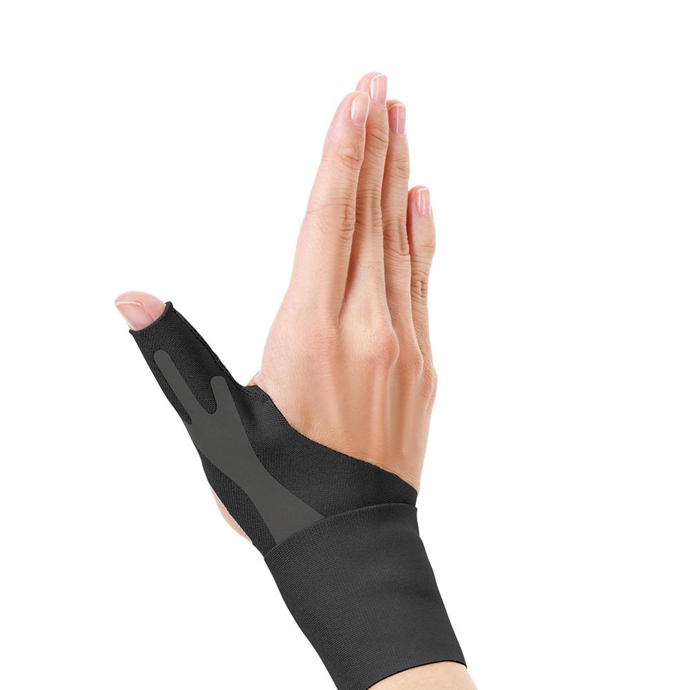 알팍스 크로스본 손목 엄지손가락 보호대 M 오른쪽, 1개