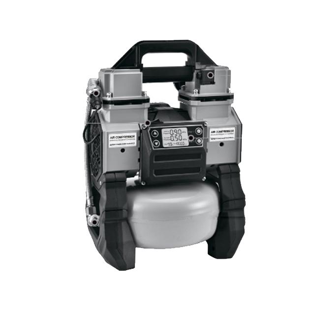 콜라보 2HP 충전 브러쉬리스 저소음 콤프레샤 KOL-A25, 1개