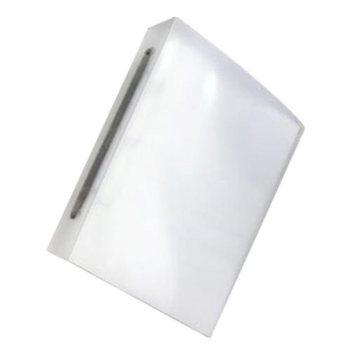 투명 포토카드 바인더 A타입 8칸, 혼합색상, 30장