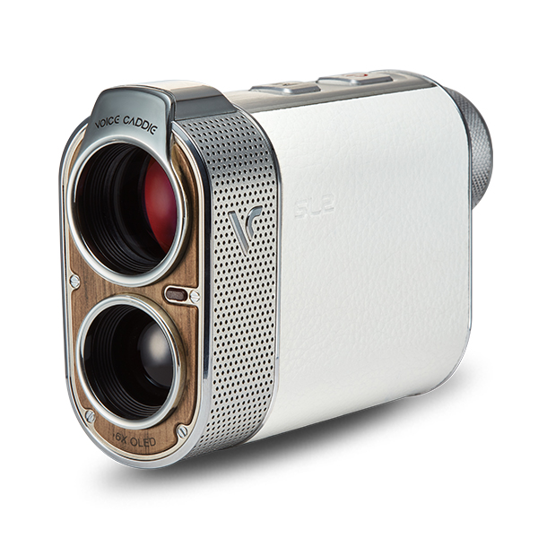 보이스캐디 SL2 레이저 골프거리측정기, 화이트