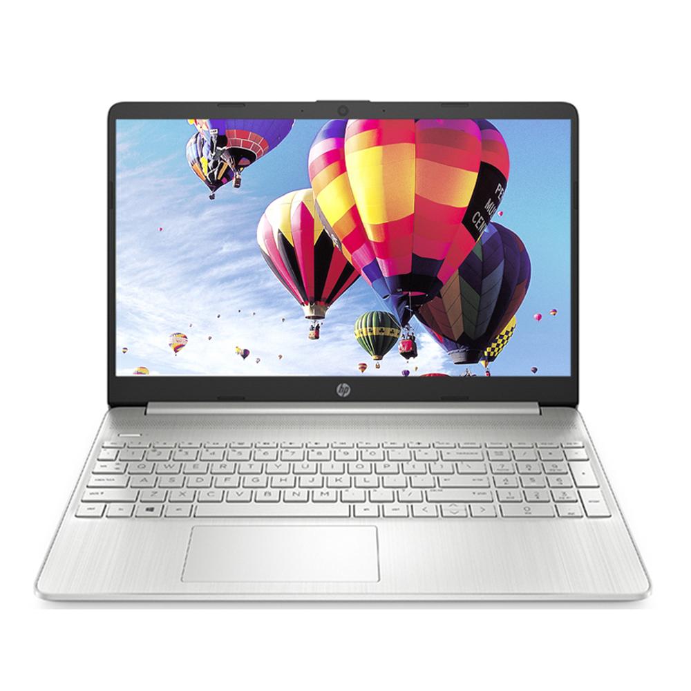 HP 라이젠 노트북 네추럴실버 15s-eq0080AU (AMD 라이젠5 3500U 39.62cm IPS광시야각 Radeon Vega8 WIN미포함), 미포함, NVMe 256GB, 4GB