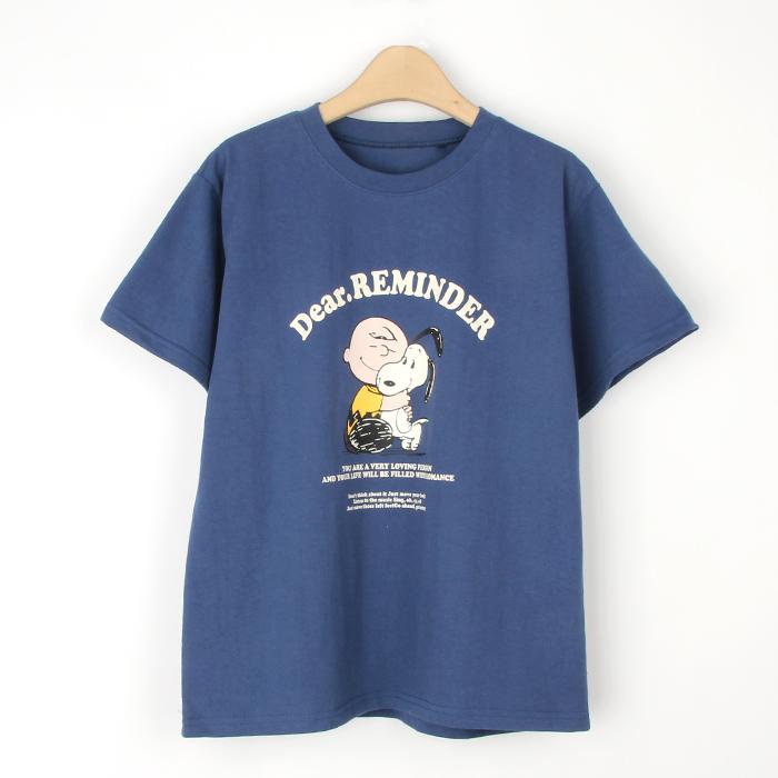 주니어스토리 아동용 리마인더 반팔 티셔츠