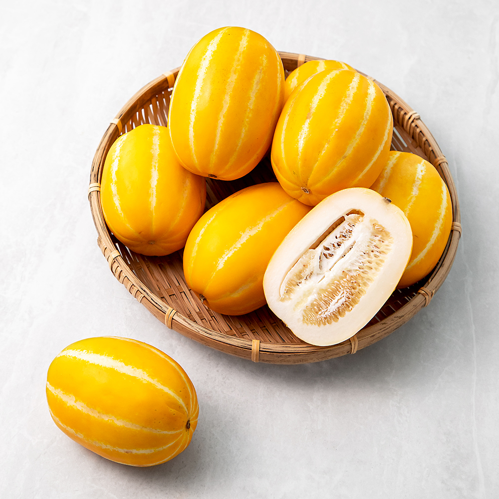 성주 노란참외, 3kg(8~15입), 1봉