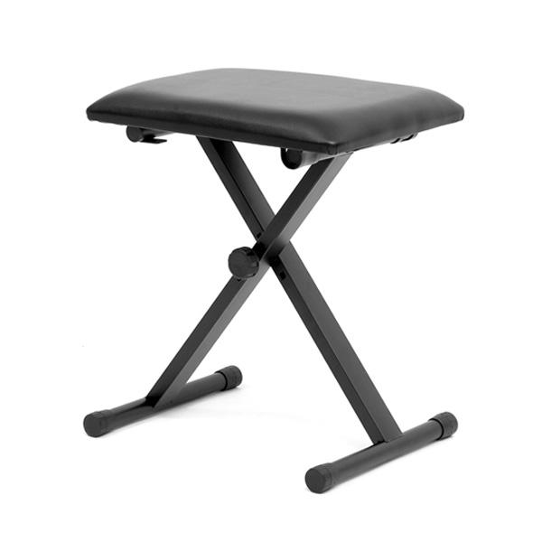 칸타빌 접이식 피아노 의자 CPS-100, 블랙