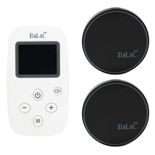 발락 마사지기 본체 BL001 2p + 리모컨 BL002, BL001(마사지기), BL002(리모컨)