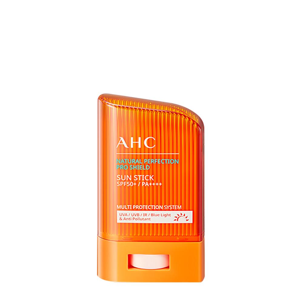AHC 내추럴 퍼펙션 프로 쉴드 선 스틱 SPF50+ PA++++, 22g, 1개-7-1409366313