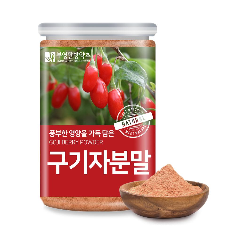 부영한방약초 국산 구기자 분말, 300g, 1개
