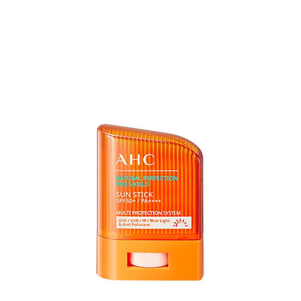 AHC 내추럴 퍼펙션 프로 쉴드 선 스틱 SPF50+ PA++++, 14g, 1개-24-5302341821