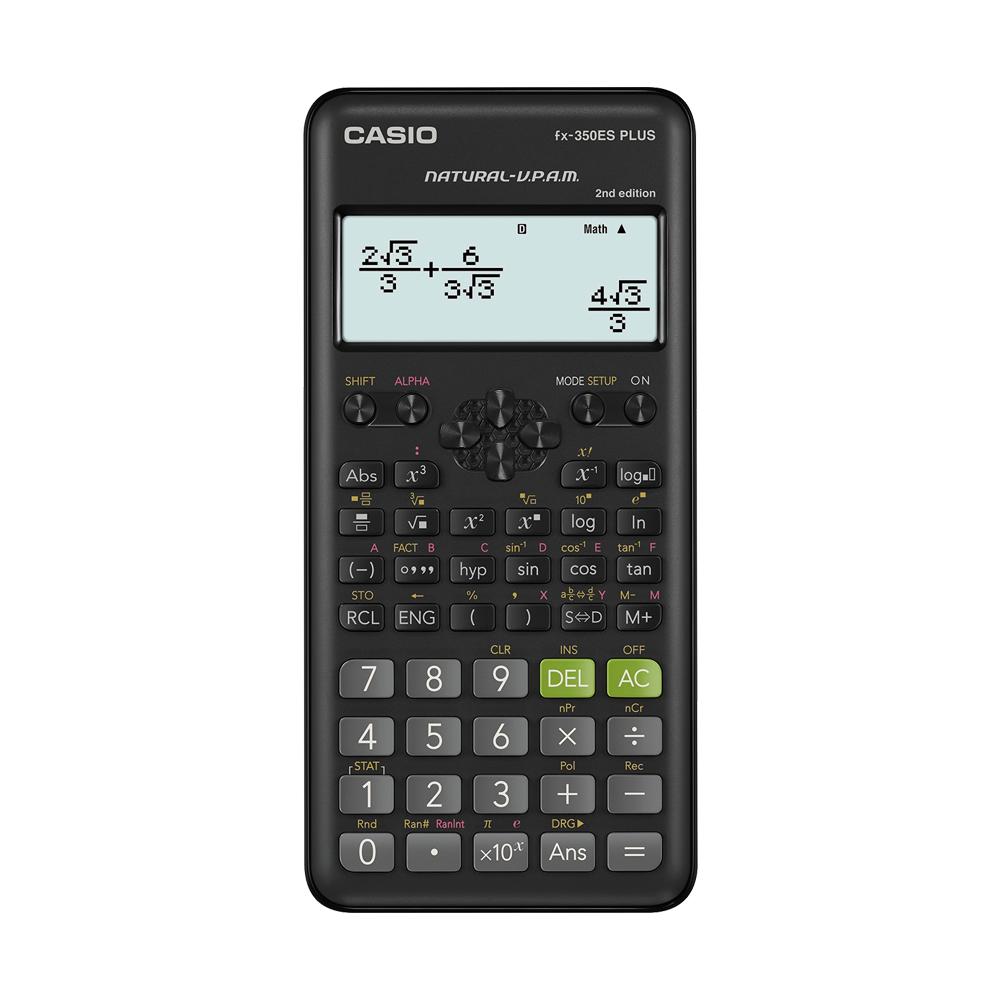 카시오 공학용 계산기 FX-350ES PLUS 2nd Edition