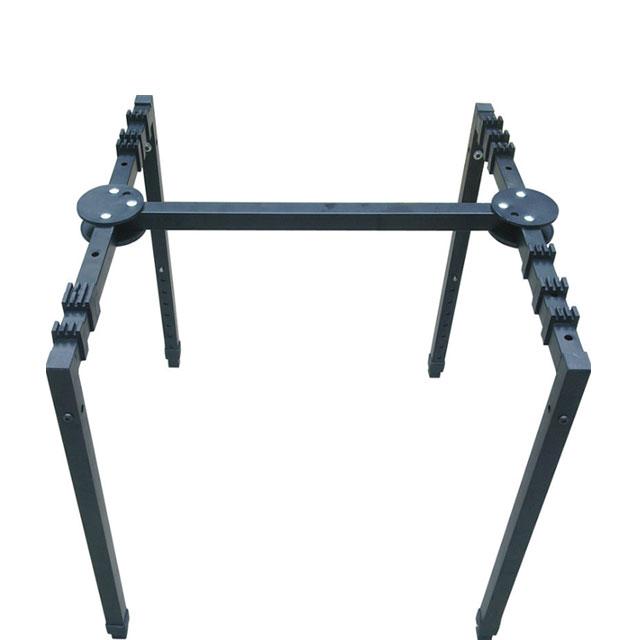 주닉스 거미다리 키보드스탠드, 블랙, 1개