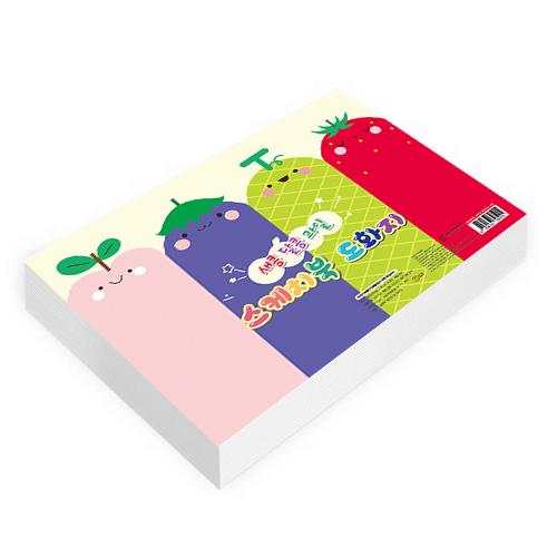 영아트 풀컬러 스케치북 도화지 130g, 125매