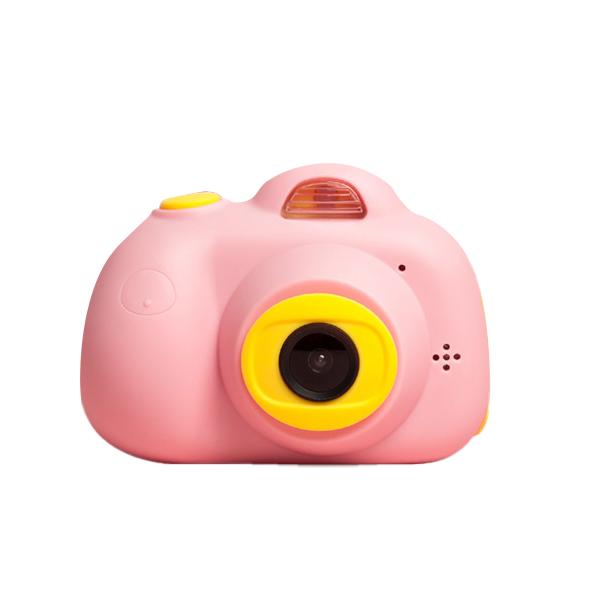 씽크리브 TL-KC01 키즈 타이니샷 디지털카메라 핑크