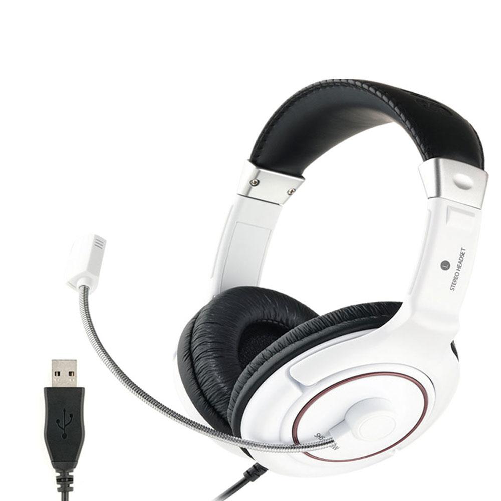 삼성전자 USB 스트레오 헤드셋, SHS-150UW, 혼합색상