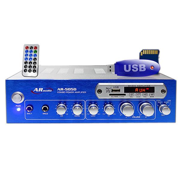 ARaudio 블루투스 오디오 앰프 200W, AR-5050B