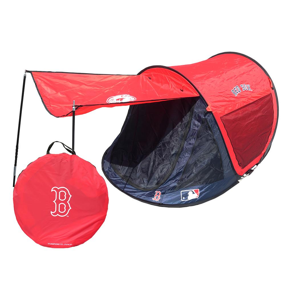 MLB 원터치 팝업텐트, 보스톤, 3~4인용