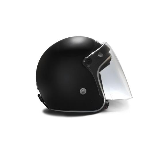 [크랭크 헬멧] 크랭크 RETRO 오토바이헬멧, 블랙 - 랭킹7위 (64000원)