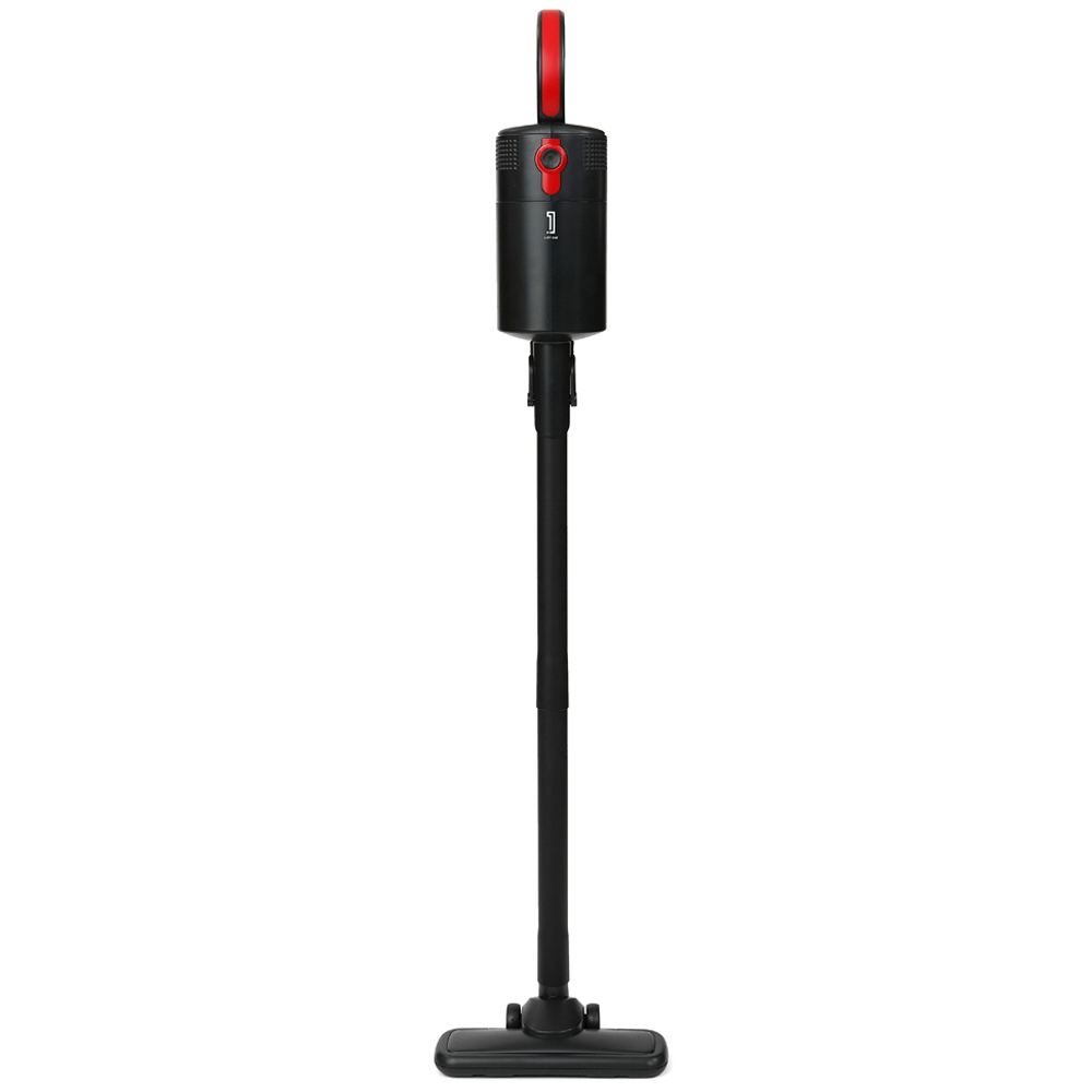 저스트원 무선 진공청소기, SN-XR330V, 블랙