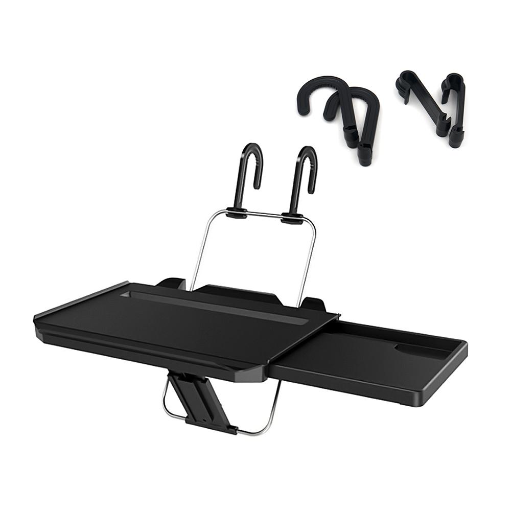 삼에스 차량용 다용도 테이블 3세대 + 앞좌석고리 2p + 뒷자석고리 2p 세트, 1세트