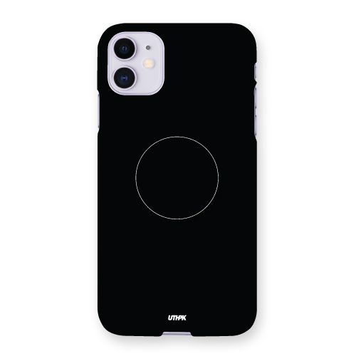 유스픽 마이컬러 단색 그립 스마트톡 하드 휴대폰 케이스