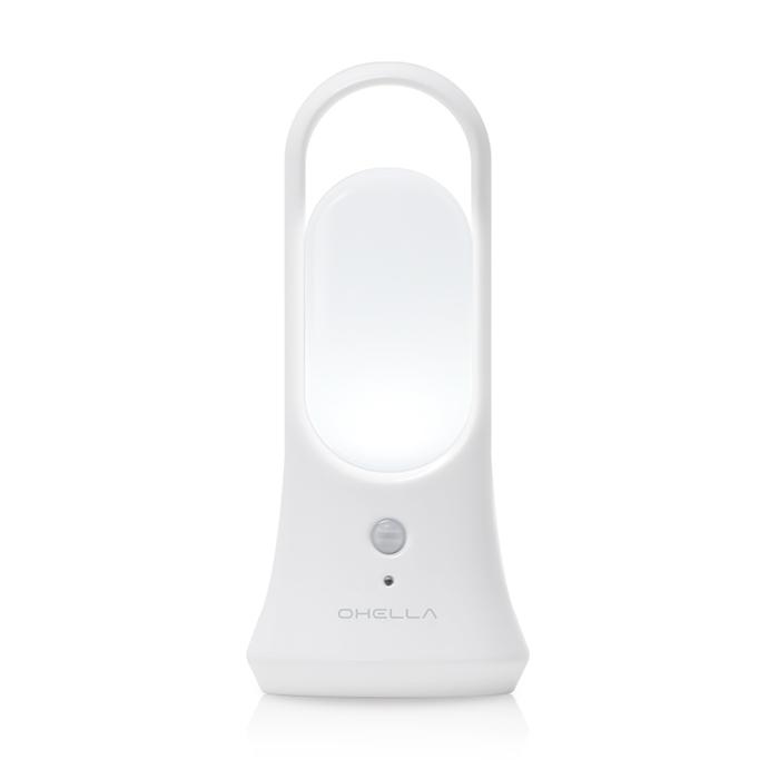 앱코 오엘라 LED 무선 센서등, 혼합색상