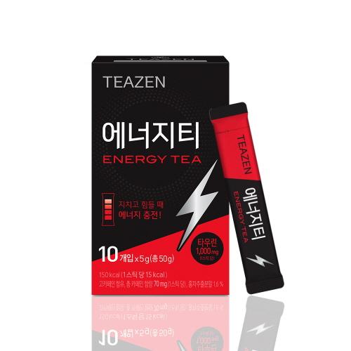 티젠 에너지티, 5g, 10개