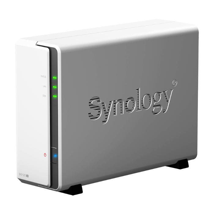 시놀로지 디스크 스테이션 1Bay NAS, DS120J