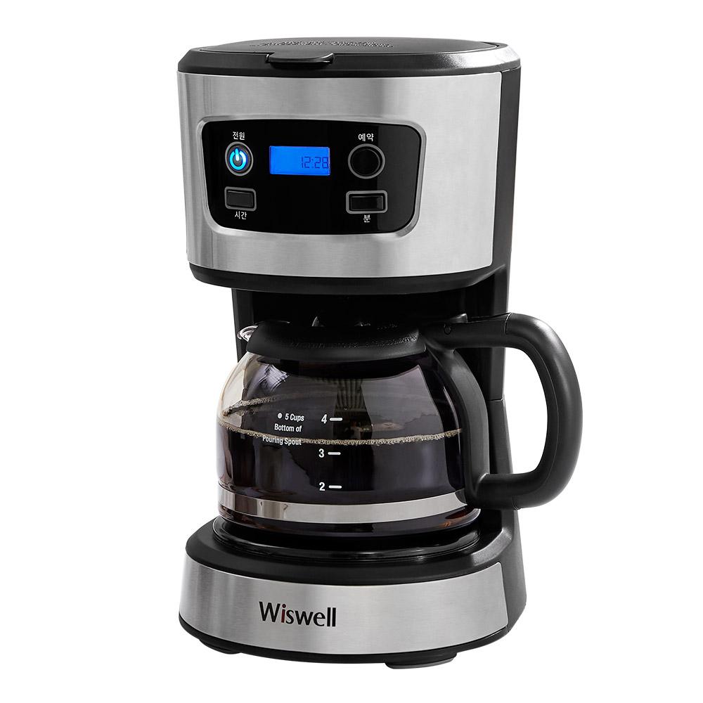 위즈웰 커피 메이커 T, WC1082