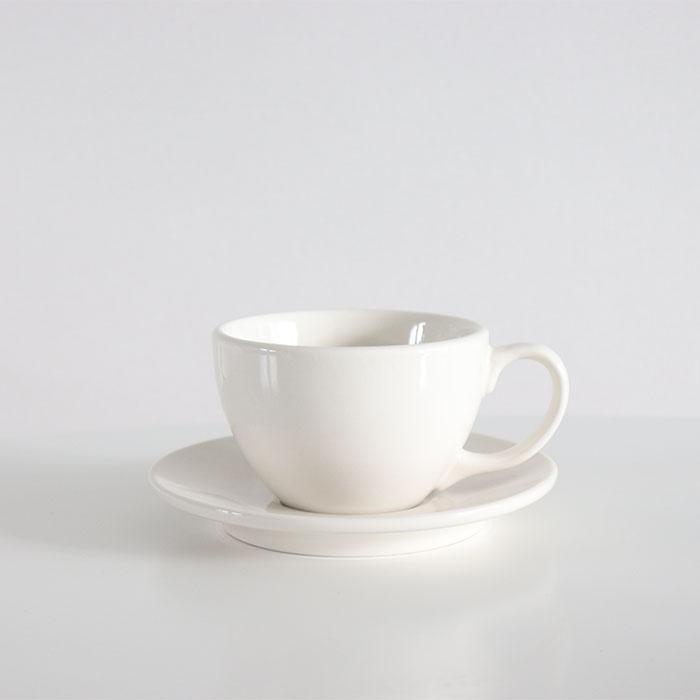 시라쿠스 뉴욕 라떼 커피잔 세트, 1세트
