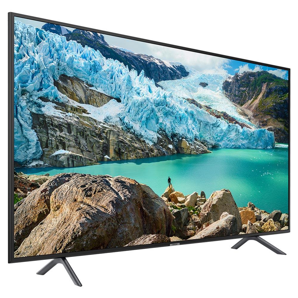 삼성전자 UHD LED 189cm TV UN75RU7190FXKR, 스탠드형, 방문설치