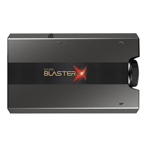 크리에이티브 블라스터X G6 사운드 카드 외장형, SB1770