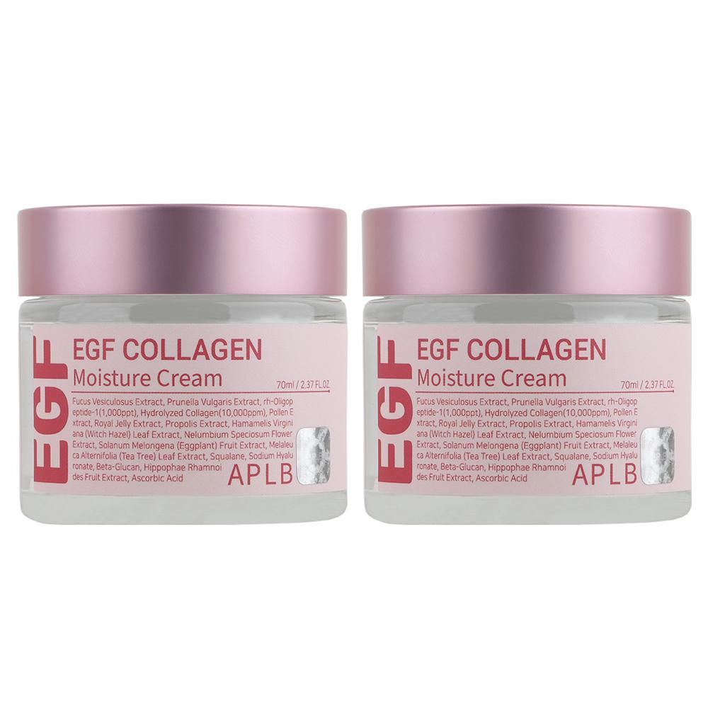 에이플비 EGF 콜라겐 수분크림, 70ml, 2개
