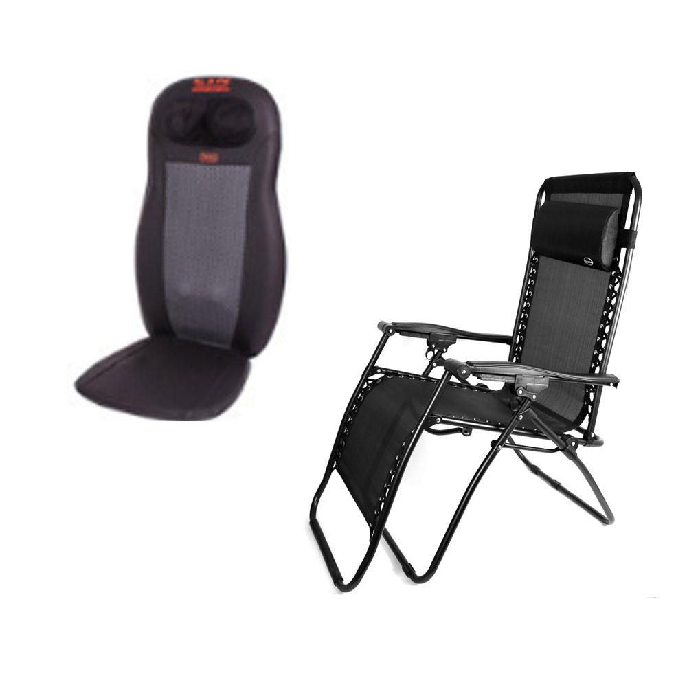 제스파 올인원 전신 의자형 안마기 ZP712 + 인클라우드 의자 ZP798 세트, 안마기(ZP712), 의자(ZP798 )