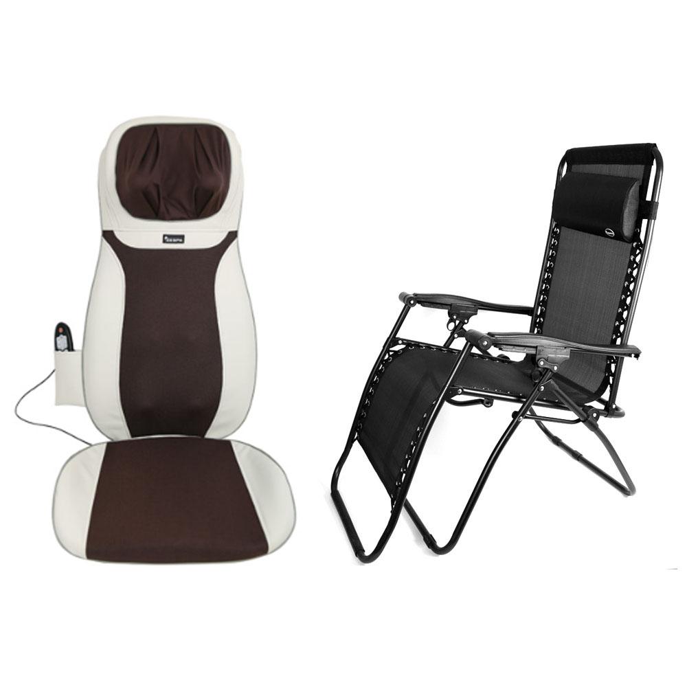 제스파 터치 바디 밸런스 의자형 안마기 ZP943 + 인클라우드 의자 ZP798 세트, 안마기(ZP943), 의자(ZP798 )
