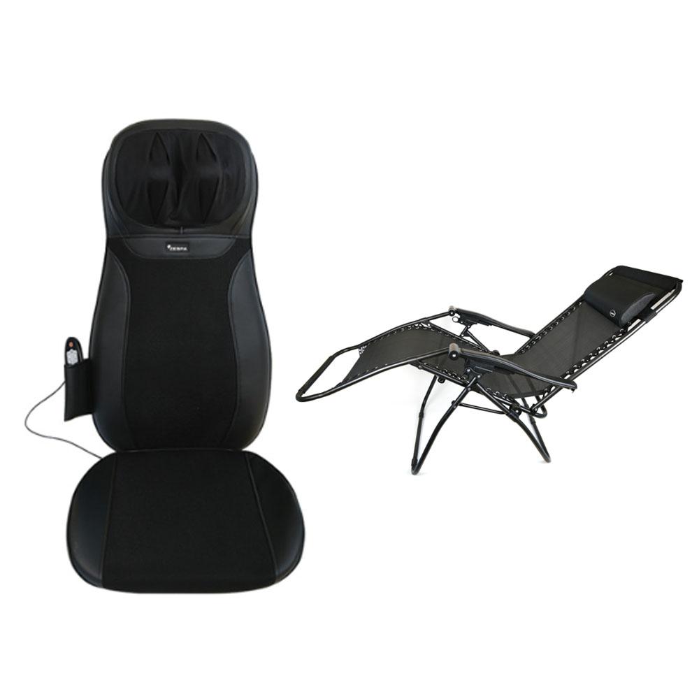 제스파 애니 바디 밸런스 의자형 안마기 ZP942 + 인클라우드 의자 ZP798 세트, 안마기(ZP942), 의자(ZP798 )