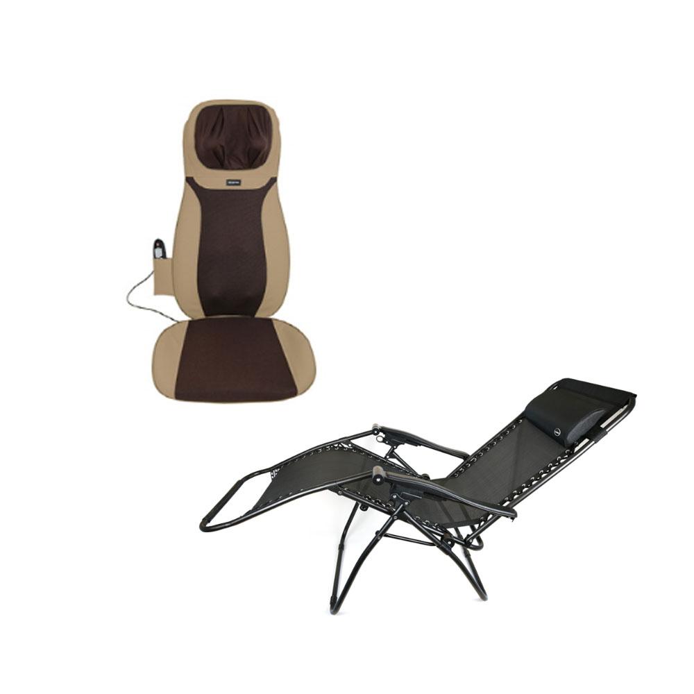 제스파 프로 바디 밸런스 의자형 안마기 ZP944 + 인클라우드 의자 ZP798 세트, 안마기(ZP944), 의자(ZP798 )