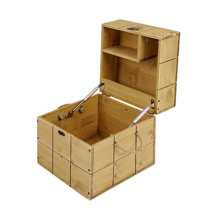 카즈미 네이처 큐브박스, 혼합색상, 1개