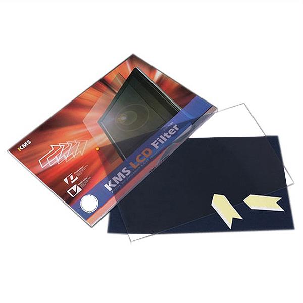 KMS 모니터 화면보호기필름 와이드 540 x 350 mm, 단일색상, 1개