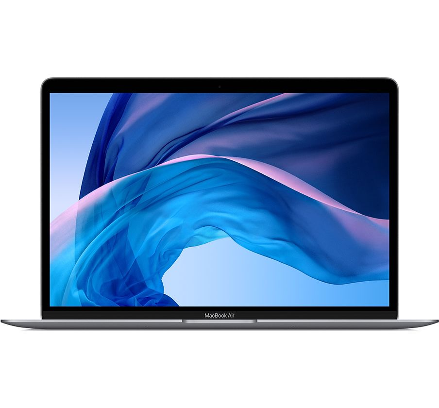 Apple 2020 맥북 에어 13, Space gray, 10세대 i3-1.1GHz dual-core, SSD 256GB, 16GB