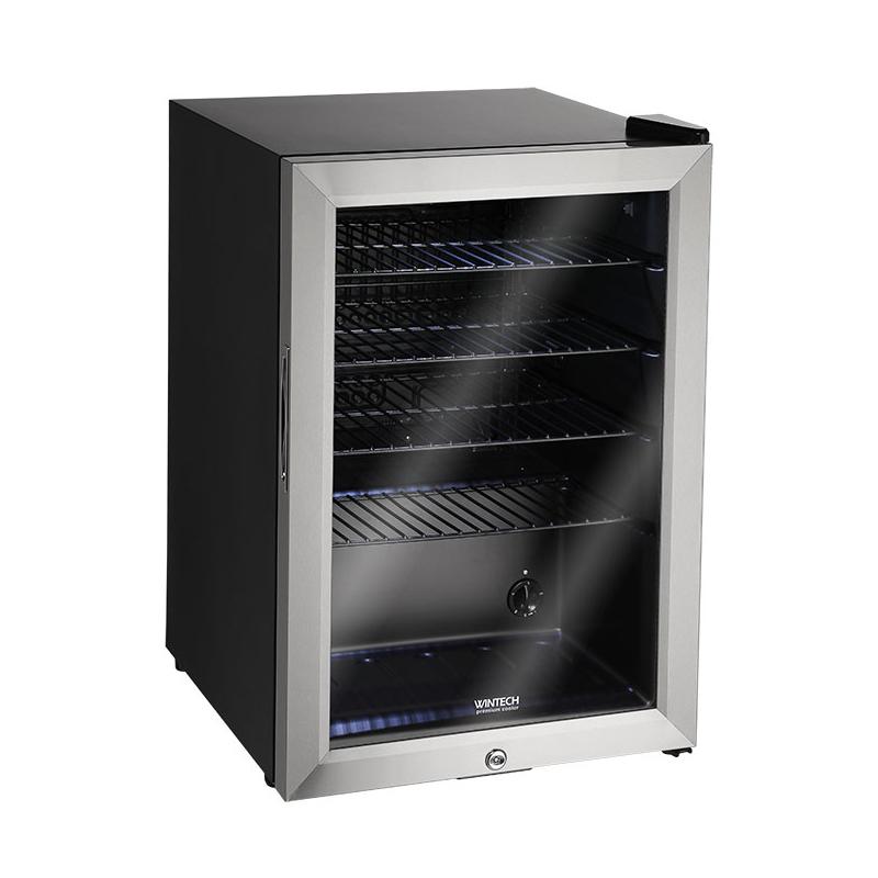 윈텍 쇼케이스 미니 냉장고 58L 자가설치, BD-36P (POP 1435961657)