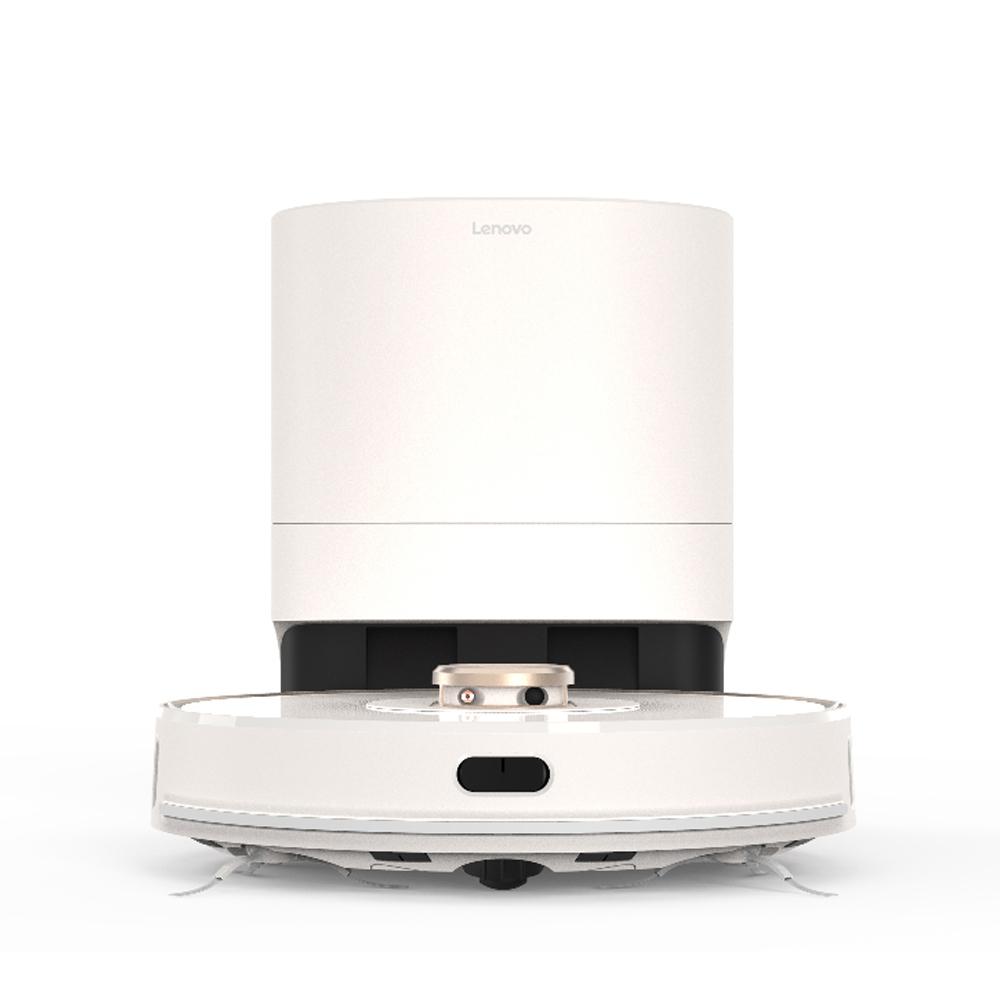 [로봇청소기] 레노버 프리미엄 로봇청소기 클린스테이션 LR1 + 충전기 MS1, 청소기(LR1), 충전기(MS1) - 랭킹61위 (590000원)