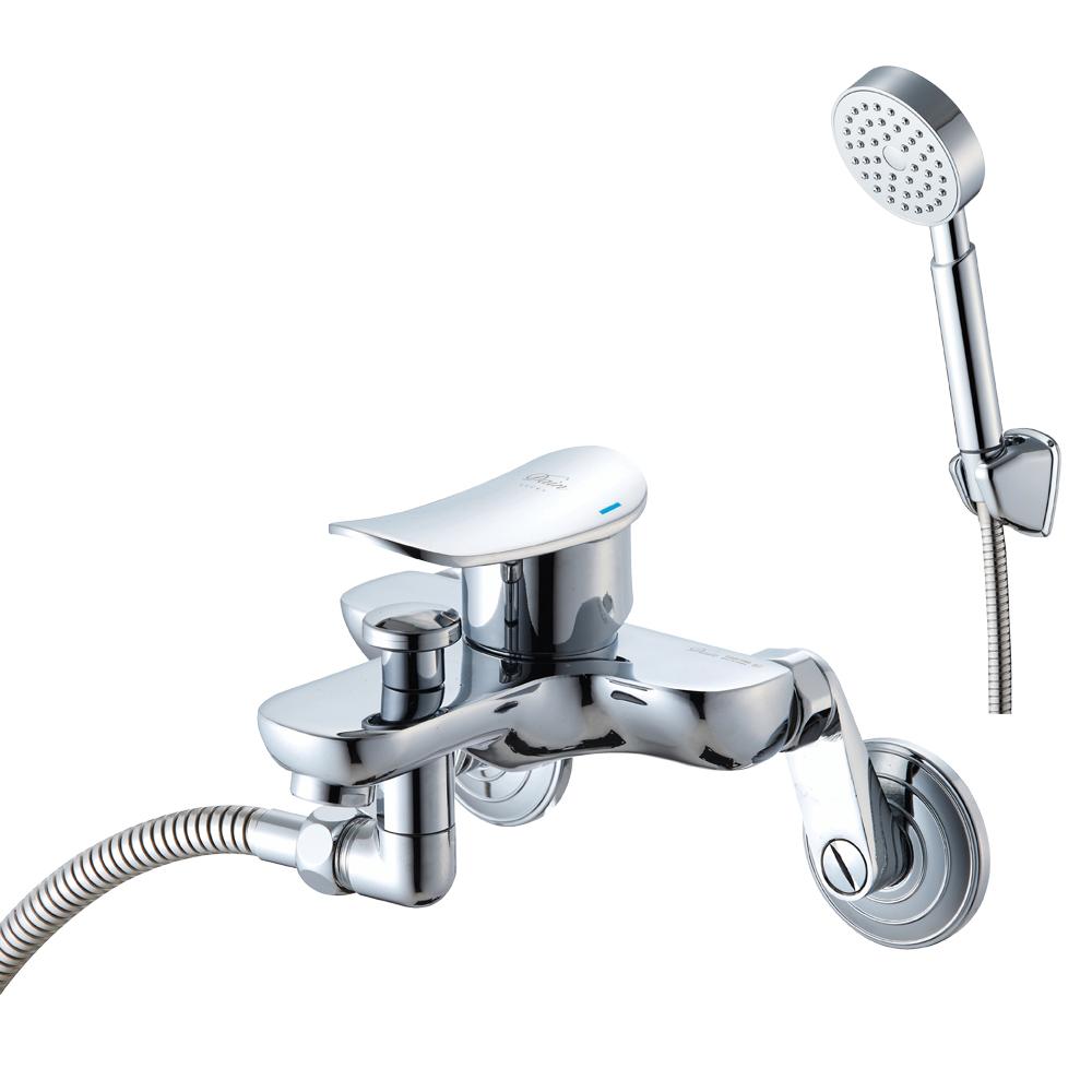 두진바스 럭키 욕조 샤워수전 세트 DB111, 1세트