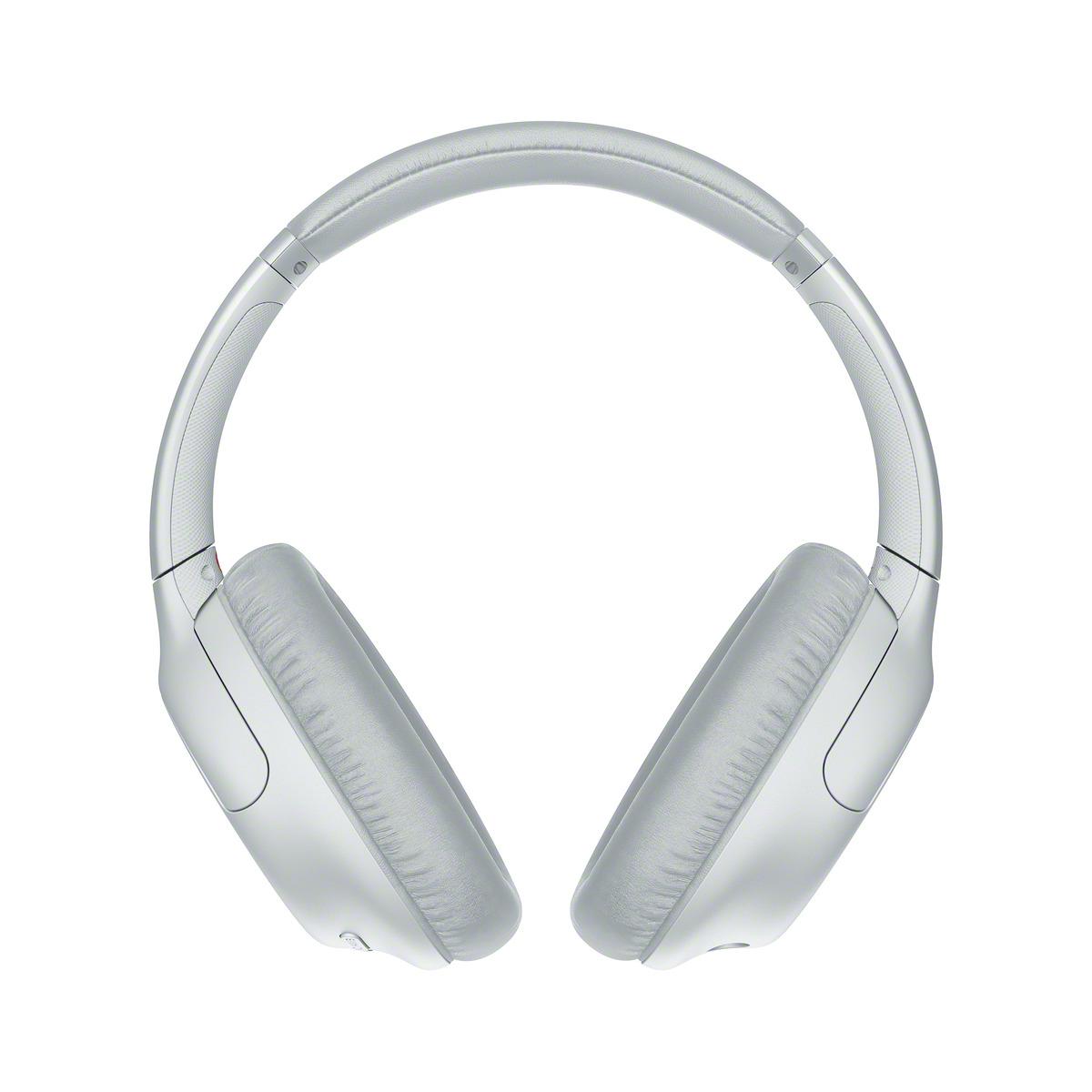 소니 노이즈 캔슬링 블루투스 무선 헤드폰, 화이트, WH-CH710N